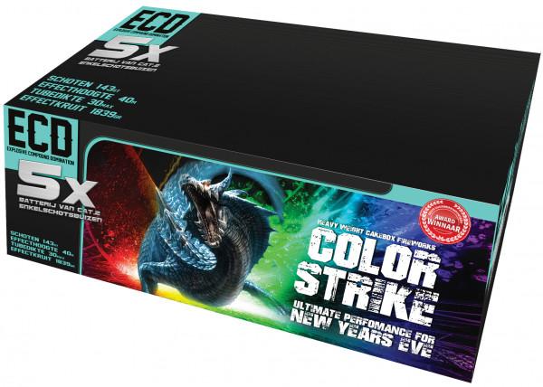 Feuerwerk Color Strike von Panda online kaufen im Feuerwerkshop Funkelfun