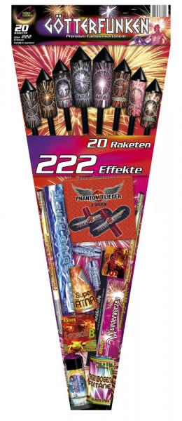 Feuerwerk Götterfunken von Keller online kaufen im Feuerwerkshop Funkelfun