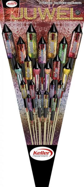Feuerwerk Juwel von Keller online kaufen im Feuerwerkshop Funkelfun