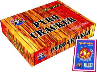Feuerwerk Pyro Cracker von Panda online kaufen im Feuerwerkshop Funkelfun