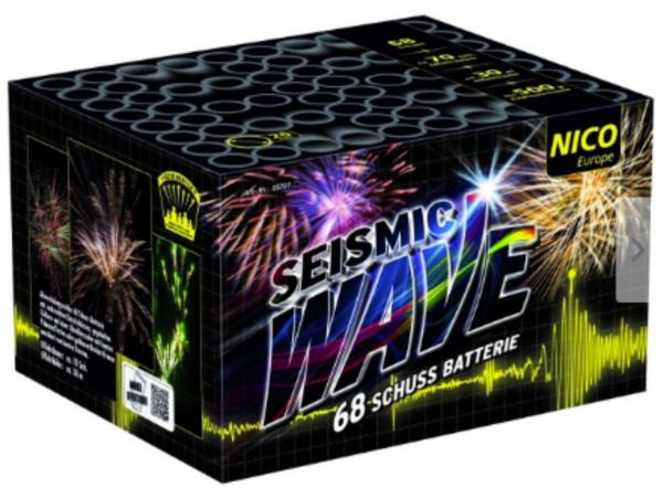Feuerwerk Seismic Wave von NICO online kaufen im Feuerwerkshop Funkelfun