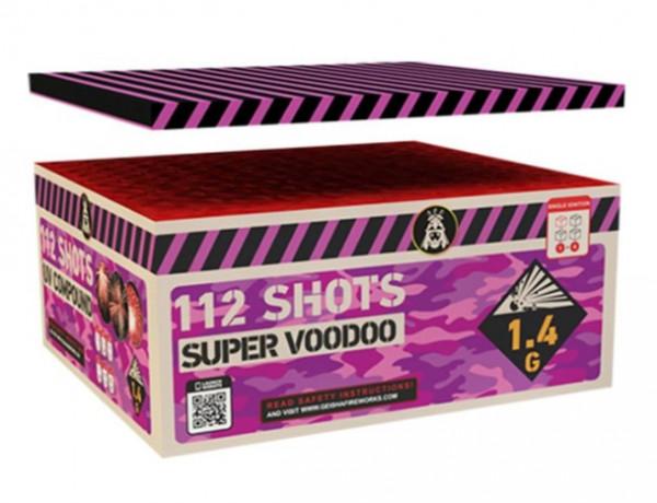 Feuerwerk SUPER VOODOO BOX von Gaisha online kaufen im Feuerwerkshop Funkelfun