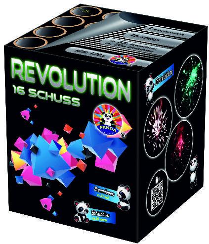 Feuerwerk Revolution von Panda online kaufen im Feuerwerkshop Funkelfun