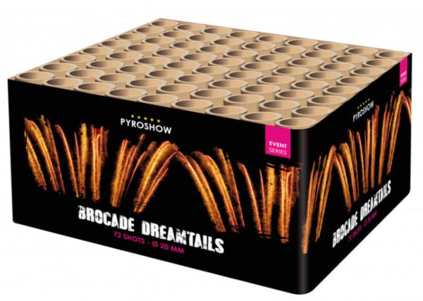 Feuerwerk Brocade Tiger Tails 72sh. von Broekhoff online kaufen im Feuerwerkshop Funkelfun