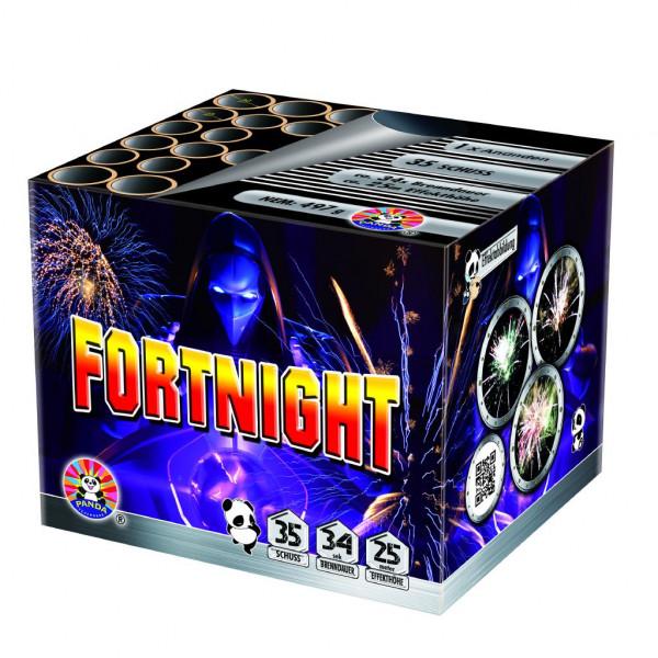 Feuerwerk Fortnight von Panda online kaufen im Feuerwerkshop Funkelfun