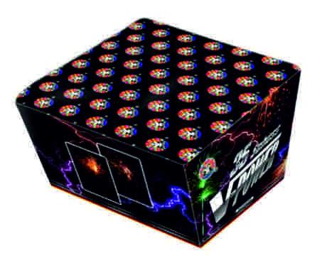 Feuerwerk V-Power von Panda online kaufen im Feuerwerkshop Funkelfun