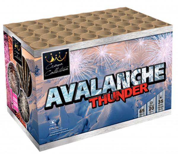 Feuerwerk Avalanche Thunde von Broekhoff online kaufen im Feuerwerkshop Funkelfun