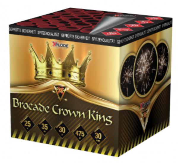 Feuerwerk Brocade Crown King von Xplode online kaufen im Feuerwerkshop Funkelfun