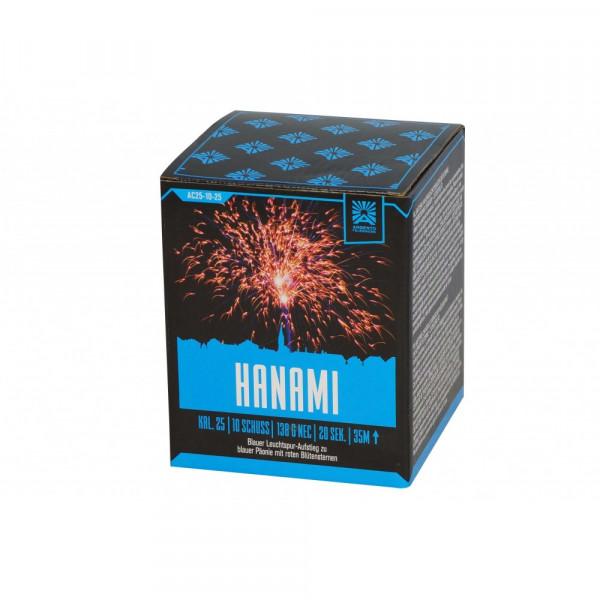 Feuerwerk Hanami   von Funke online kaufen im Feuerwerkshop Funkelfun