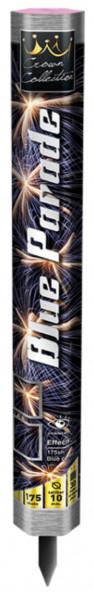 Feuerwerk RK Blue Parade leise von Broekhoff online kaufen im Feuerwerkshop Funkelfun