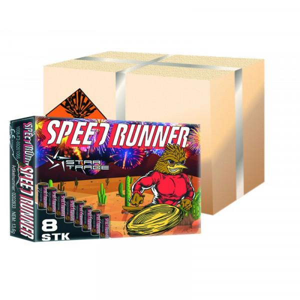 Feuerwerk Speed Runner VE von Startrade online kaufen im Feuerwerkshop Funkelfun