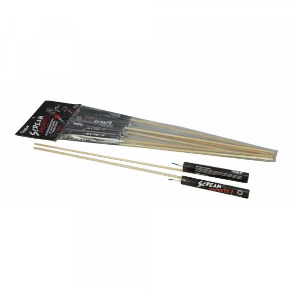 Feuerwerk Scream Rocket 2  Packung mit 6 St   von Funke online kaufen im Feuerwerkshop Funkelfun