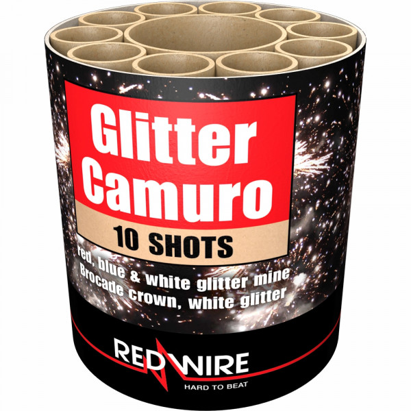 Feuerwerk Glitter Camuro  von Lesli online kaufen im Feuerwerkshop Funkelfun