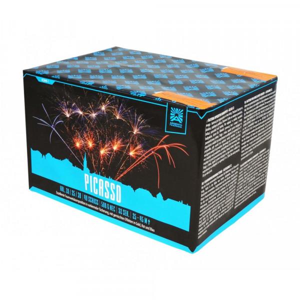 Feuerwerk Picasso  ACM49-1 von Funke online kaufen im Feuerwerkshop Funkelfun
