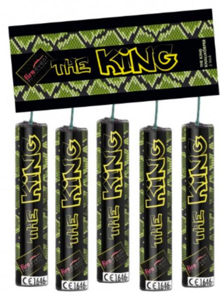 Feuerwerk The King von NICO online kaufen im Feuerwerkshop Funkelfun
