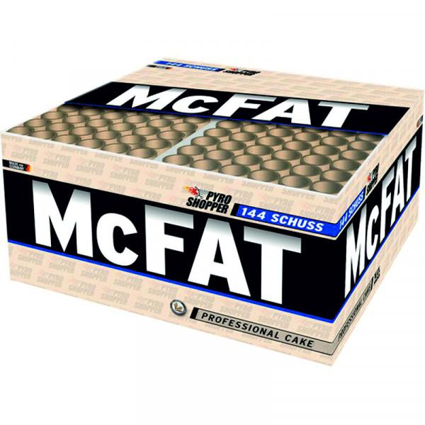 Feuerwerk McFat von Lesli online kaufen im Feuerwerkshop Funkelfun