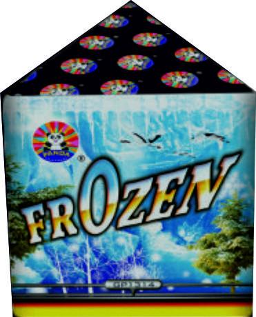 Feuerwerk Frozen von Panda online kaufen im Feuerwerkshop Funkelfun