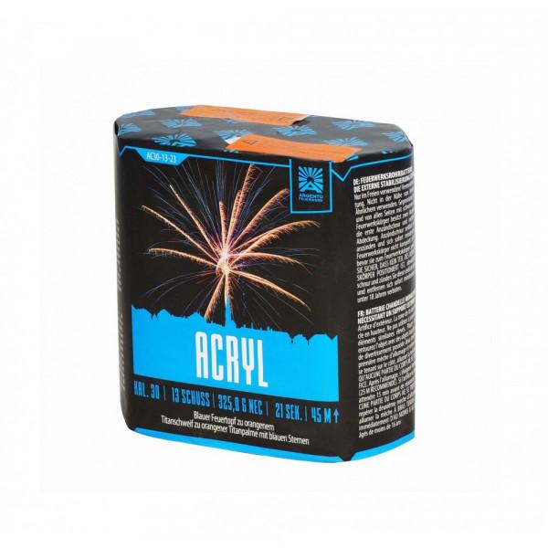 Feuerwerk Acryl von Funke online kaufen im Feuerwerkshop Funkelfun