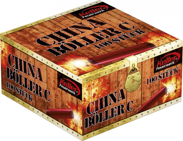 Feuerwerk China Böller C von Keller online kaufen im Feuerwerkshop Funkelfun