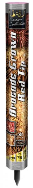 Feuerwerk RK Brocade Crown Red Parade leise von Broekhoff online kaufen im Feuerwerkshop Funkelfun
