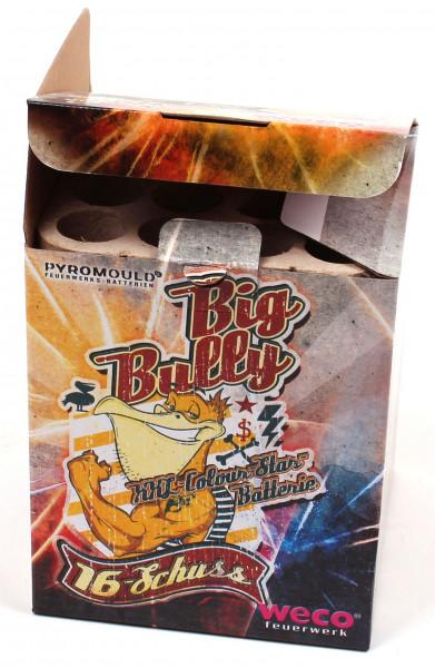 Feuerwerk Big Bully  von Weco online kaufen im Feuerwerkshop Funkelfun