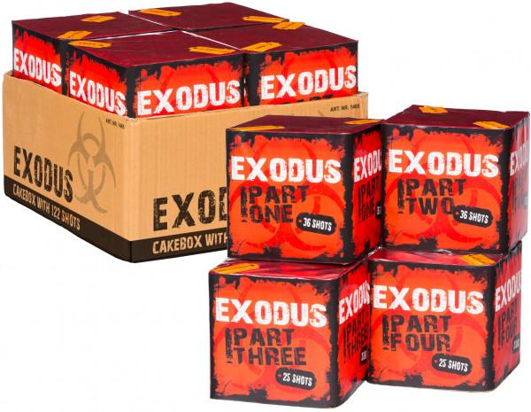 Feuerwerk Exodus von Panda online kaufen im Feuerwerkshop Funkelfun