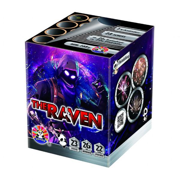 Feuerwerk The Raven von Panda online kaufen im Feuerwerkshop Funkelfun