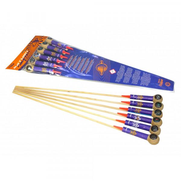 Feuerwerk Saturn-Raketen  von Funke online kaufen im Feuerwerkshop Funkelfun