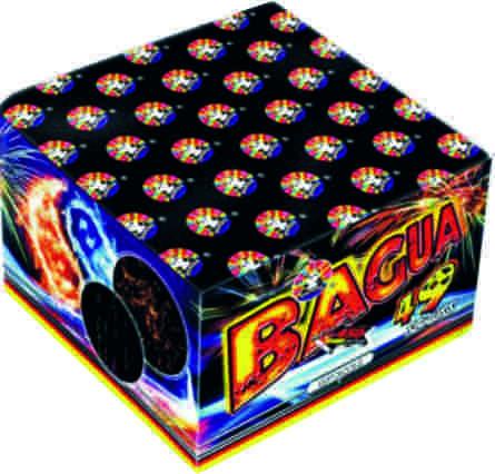 Feuerwerk Bagua von Panda online kaufen im Feuerwerkshop Funkelfun