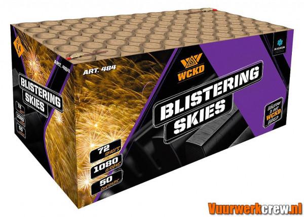 Feuerwerk Blistering Skies von Broekhoff online kaufen im Feuerwerkshop Funkelfun