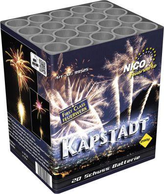 Feuerwerk Kapstadt von NICO online kaufen im Feuerwerkshop Funkelfun