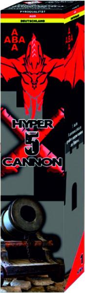 """Feuerwerk Feuertopf """"Hyper Cannon 5"""" von Startrade online kaufen im Feuerwerkshop Funkelfun"""