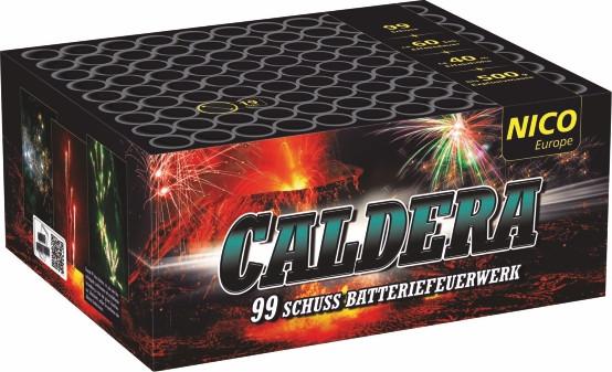 Feuerwerk Caldera von NICO online kaufen im Feuerwerkshop Funkelfun