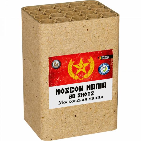 Feuerwerk Moscow Mania von Lesli online kaufen im Feuerwerkshop Funkelfun