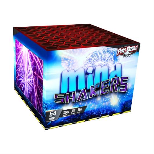 Feuerwerk Mind Shakers 500 grams von Gaisha online kaufen im Feuerwerkshop Funkelfun