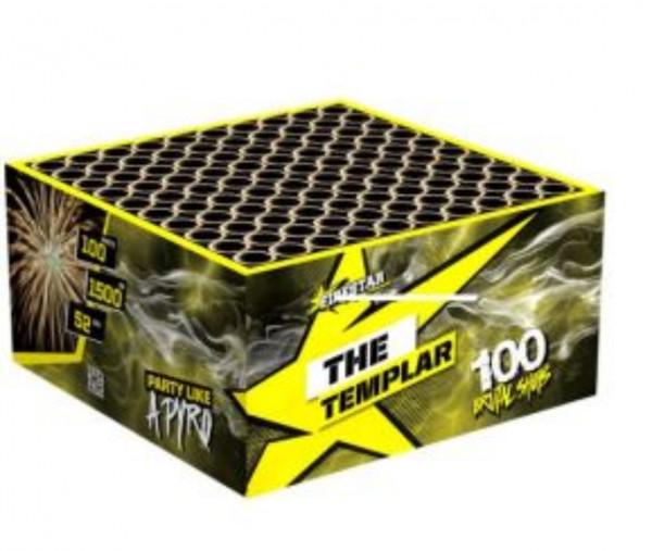 Feuerwerk TEMPLAR BOX von Gaisha online kaufen im Feuerwerkshop Funkelfun