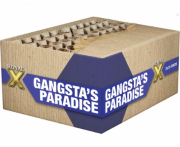 Feuerwerk Gangsta's Paradise von Lesli online kaufen im Feuerwerkshop Funkelfun