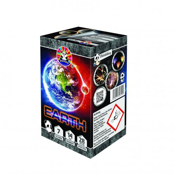 Feuerwerk Earth von Panda online kaufen im Feuerwerkshop Funkelfun