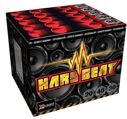 Feuerwerk Hard Beat 20 Schuss von Xplode online kaufen im Feuerwerkshop Funkelfun
