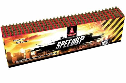 Feuerwerk Speed Up  Pfeifbatterie von Gaisha online kaufen im Feuerwerkshop Funkelfun